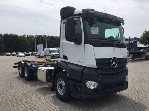Mercedes Antos 4x6 Euro6