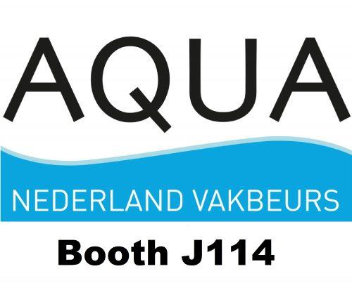 Aqua Nederland Vakbeurs homepage Q-Flow