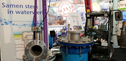 tand Aqua Nederland vakbeurs Q-Flow