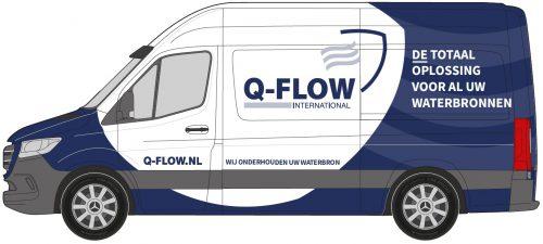 Impression new servicevans Q-Flow 2020