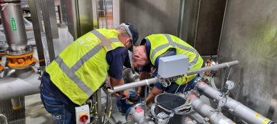 Maintenance watertreatment system beverage industry